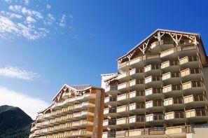 - Isola 2000, Résidence avec services Pierre & Vacances Les Terrasses d'Azur