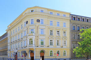 Republique Tcheque-Prague, Hotel Best Western Hotel Kinsky Garden