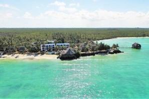Tanzanie-Zanzibar, Hotel Reef & Beach Resort