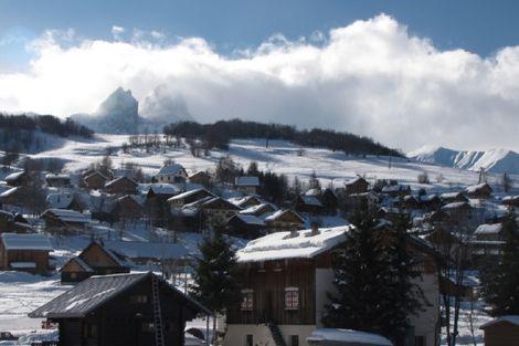 Station albiez montrond pistes de ski domaine skiable - Office tourisme albiez montrond 73300 ...