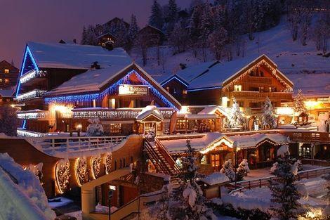 Station m ribel pistes de ski domaine skiable activit s ski m ribel - Meribel office du tourisme ...
