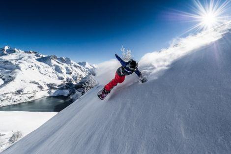 Station tignes pistes de ski domaine skiable activit s ski tignes - Office de tourisme de tignes ...