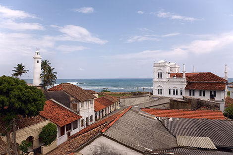 Fort Galle au Sri Lanka