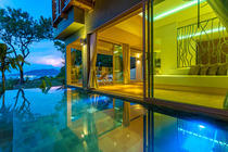 Chambre - Crest Resort & Pool Villas Phuket 5*Lux