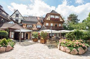 France Alsace / Lorraine - Obernai, Hôtel Le Parc Restaurants & Spa
