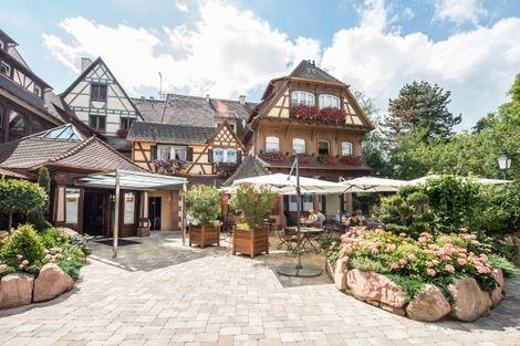 Hôtel Le Parc Restaurants & Spa 4* - OBERNAI - FRANCE
