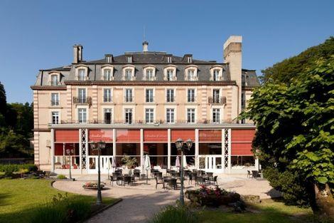 Hôtel Grand Hôtel 3* - PLOMBIERES LES BAINS - FRANCE