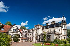France Alsace / Lorraine - Strasbourg, Hôtel Le Château de L'Ile