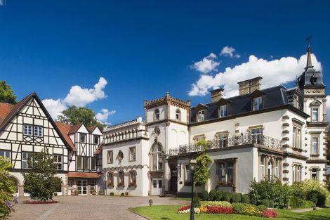 Façade - Château de l'Ile France Alsace / Lorraine - Strasbourg