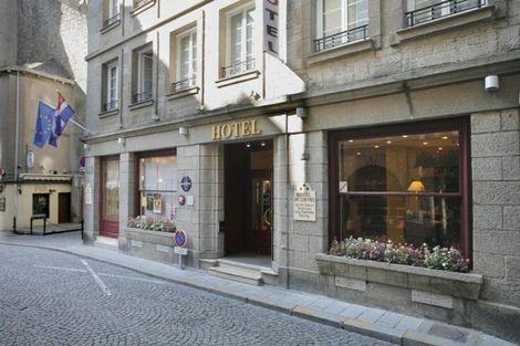 Hôtel du Louvre 3* - SAINT MALO - FRANCE