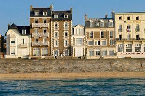 France Bretagne - Saint Malo, Hôtel Le Jersey