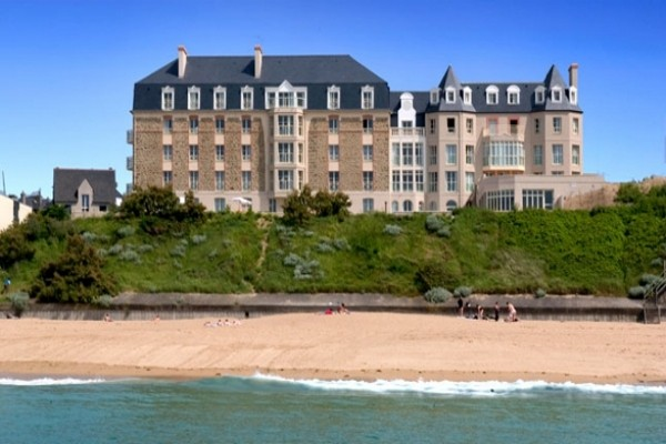 H tel reine marine appartement saint malo france bretagne for Hotel appart bretagne