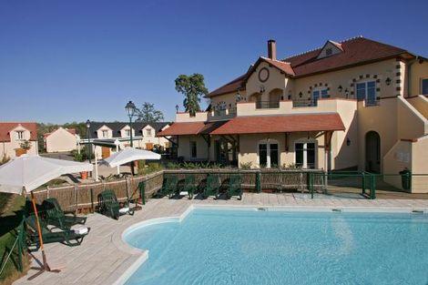Hôtel Les Portes de Sologne Golf et Spa  4* - ARDON - FRANCE