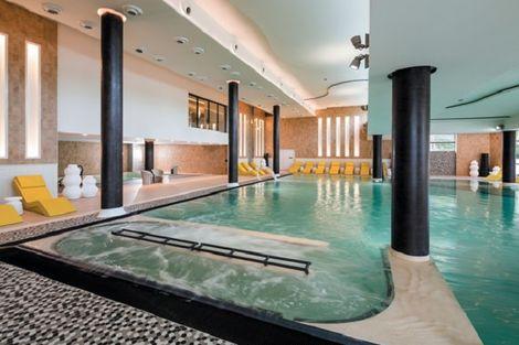 piscine interieure - Thalazur Les Bains d'Arguin France Cote Atlantique - Arcachon