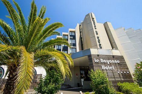 HOTEL LE BAYONNE - Le Bayonne - Chambre Basic France Cote Atlantique - Bayonne