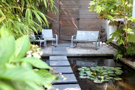 Jardin extérieur - Best Western Garden Spa France Cote Atlantique - La Baule