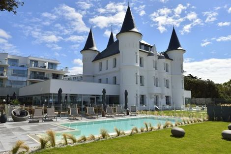 Hôtel des Tourelles et Relais Thalasso Baie de La Baule 4* - PORNICHET - FRANCE
