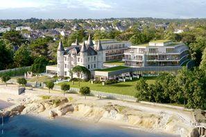France Cote Atlantique-Pornichet,Hôtel des Tourelles et Relais Thalasso Baie de La Baule 4*