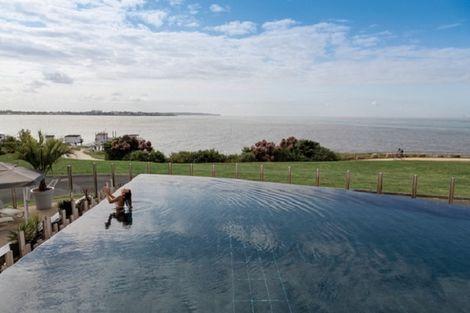 piscine extérieure - Thalazur Cordouan France Cote Atlantique - Royan