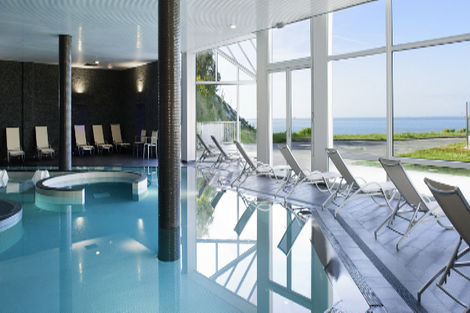 Piscine thalasso - Cordouan France Cote Atlantique - Royan