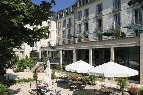 Hôtel Les Sources 3* - LUXEUIL-LES-BAINS - FRANCE