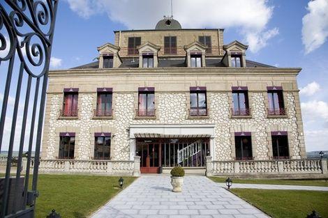 facade hotel - Le Domaine de la Corniche France Ile-de-France - Rolleboise