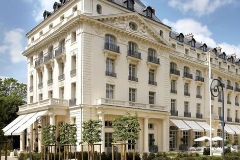 Façade - Trianon Palace Versailles, A Waldorf Astoria Hotel France Ile-de-France - Versailles