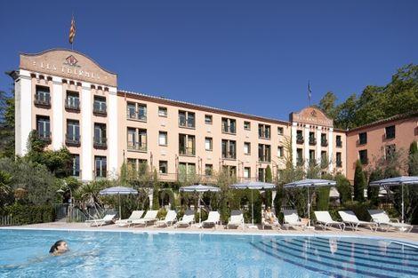 Hôtel Le Grand Hôtel 3* - MOLITG-LES-BAINS - FRANCE