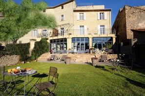 France Languedoc-Roussillon - Montpellier, Hôtel Le Couvent d'Hérépian 4*  - Chambre côté Village