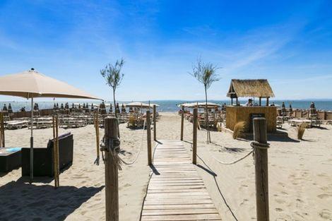 plage hotel - Thalazur Les bains de Camargue France Languedoc-Roussillon - Port-Camargue