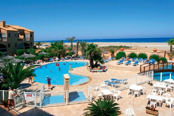 Piscine - Résidence hôtelière La Lagune Beach Resort & Spa