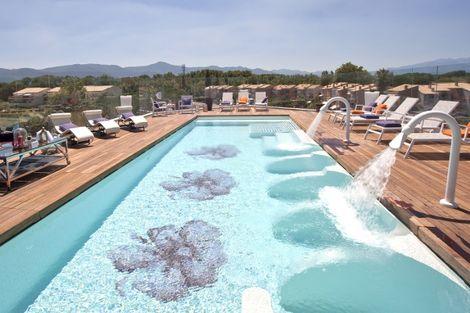 Piscine Thalasso - Ile de la Lagune France Languedoc-Roussillon - Saint-Cyprien