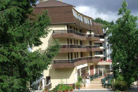 Hôtel Grand Hotel du Laca  2* - CAPVERN LES BAINS - FRANCE