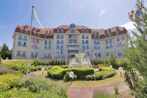 Façade - Le Grand Hôtel Le Touquet France Nord-Pas-de-Calais - Le Touquet