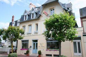 France Normandie - Deauville, Hôtel Côte-Fleurie