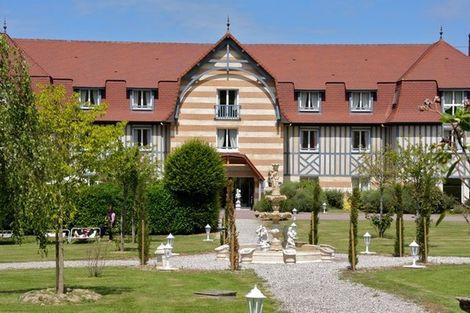 Hôtel vue - Manoir de la Poterie & Spa  France Normandie - Honfleur