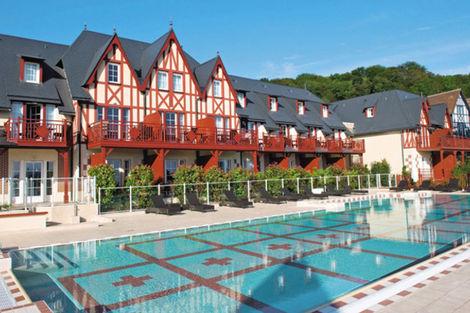 Façade - Pierre & Vacances Premium- France Normandie - Houlgate
