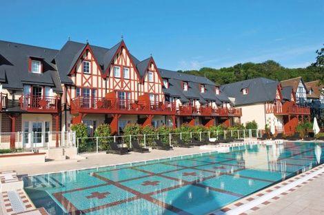 Hôtel Pierre & Vacances Premium 4* - HOULGATE - FRANCE