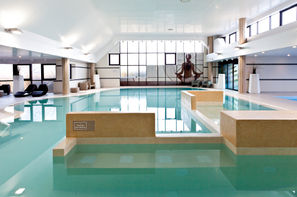 France Normandie-Ouistreham, Hôtel Thalazur Riva Bella