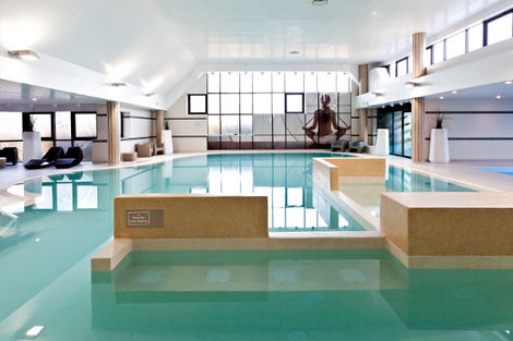 Hôtel Thalazur Riva Bella 4* - OUISTREHAM - FRANCE