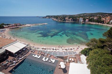 Piscine extérieure - Ile Rousse France Provence-Cote d Azur - Bandol