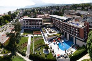 France Rhone-Alpes - Evian-Les-Bains, Hôtel Hilton Evian-Les-Bains