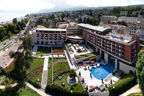 Photo - Hilton Evian-Les-Bains France Rhone-Alpes - Evian-Les-Bains