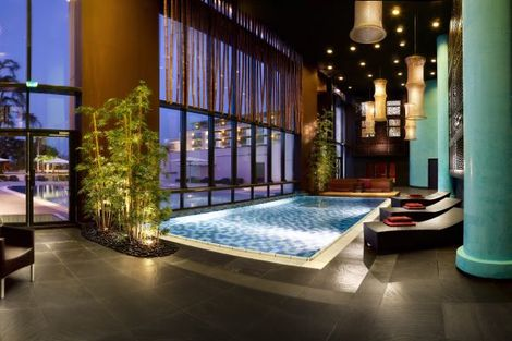 Buddha-Bar Spa - Hilton Evian-les-bains France Rhne/Alpes - Evian-Les-Bains