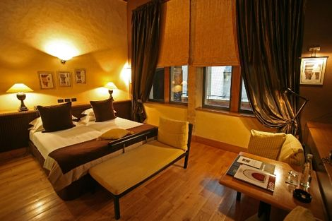 Hôtel Cour des Loges 5* - LYON - FRANCE