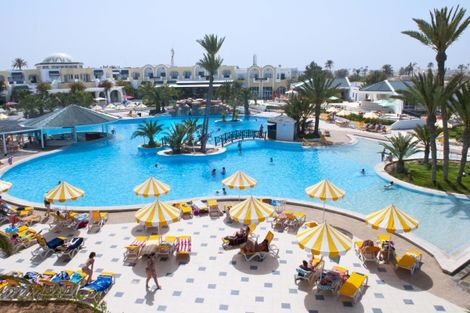 Piscine - Holiday Beach Tunisie - Djerba