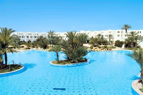 Piscine - Vincci Djerba Resort Tunisie - Djerba