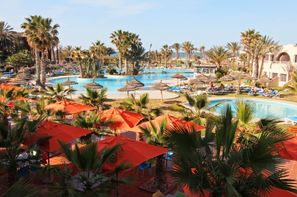 Tunisie - Djerba, Hôtel Welcome Meridiana 4*