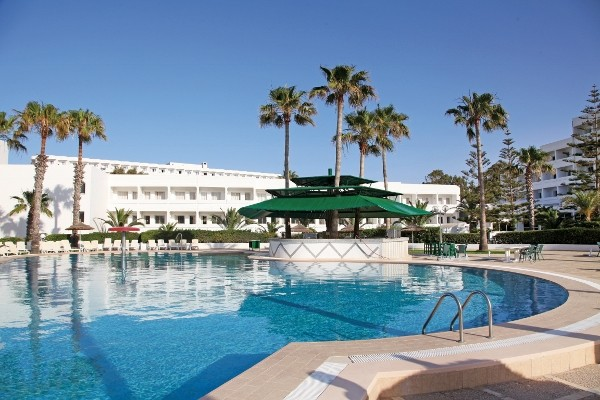H tel tropicana monastir tunisie opodo for Club piscine cure labelle laval