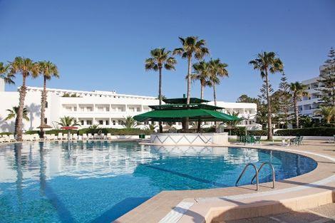 Tropicana - piscine - Tropicana Tunisie - Monastir
